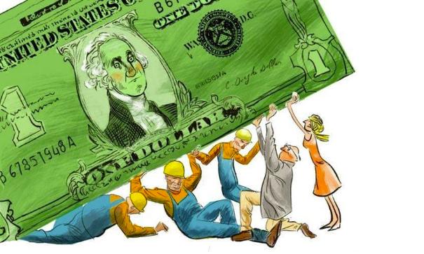 ¿Otra vez querrán que sea el pueblo el que pague una deuda que no pidió ni de la que se benefició?